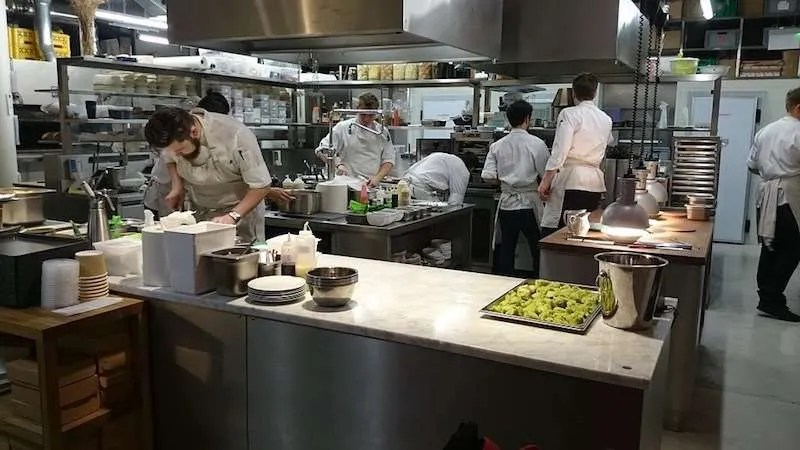 Chef Kitchen Restaurant