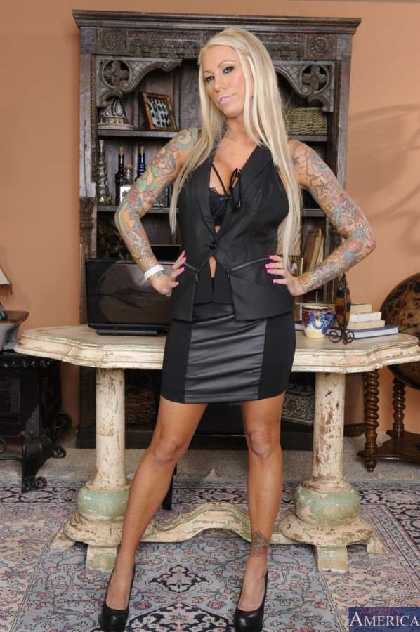 Lolly Ink Naughty Office