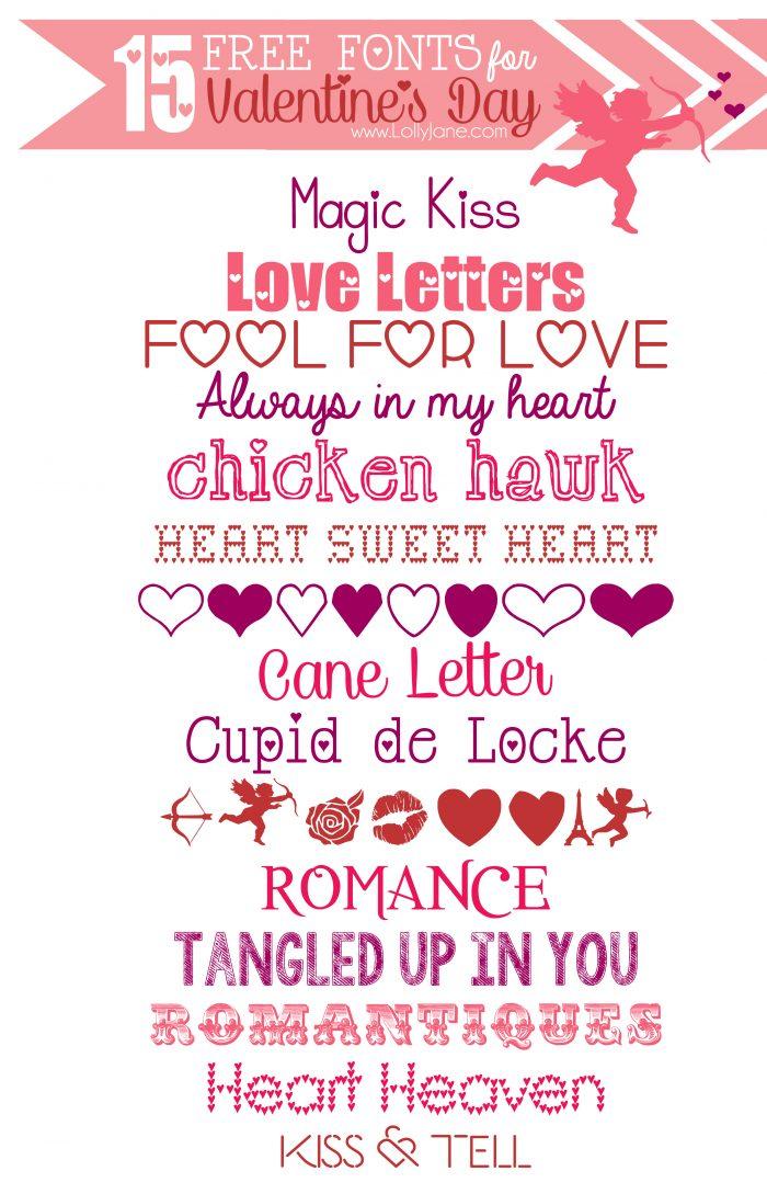 Fall Romance Wallpaper 15 Free Valentine S Day Fonts