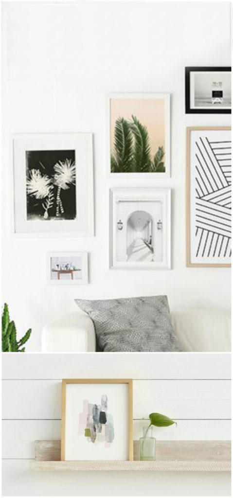diy canvas art for living room tiles walls abstract easy beginner tutorial love this gallery wall to display your such stylish frames