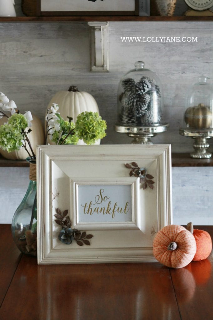 Thanksgiving Dining Room Decorations Lolly Jane