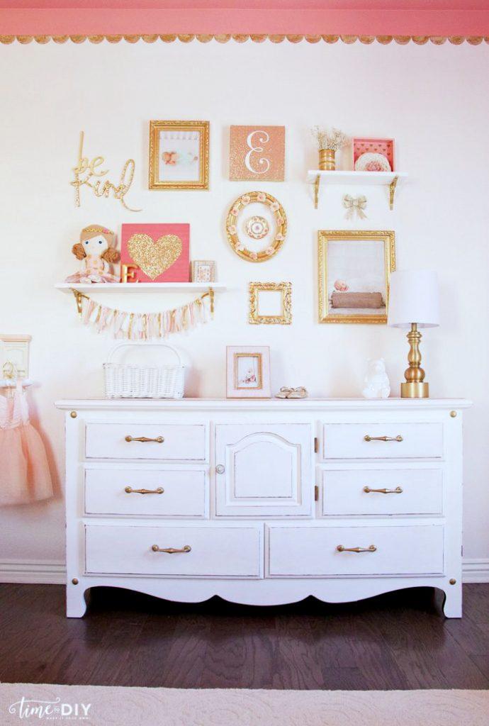 Chippy Glam Dresser Makeover Lolly Jane