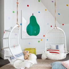 Swing Chair For Baby Cheap Covers Melbourne Creative & Fun Kids Playroom Ideas