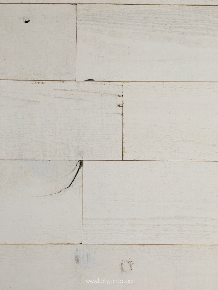How To Apply Peel and Stick Shiplap  Lolly Jane