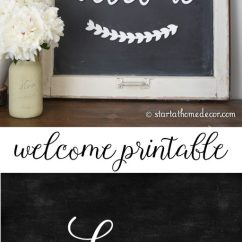 Cute Kitchen Chalkboard Sayings Pacific Fan 9 Farmhouse Printables To Cozy Up Your Home - Lolly Jane