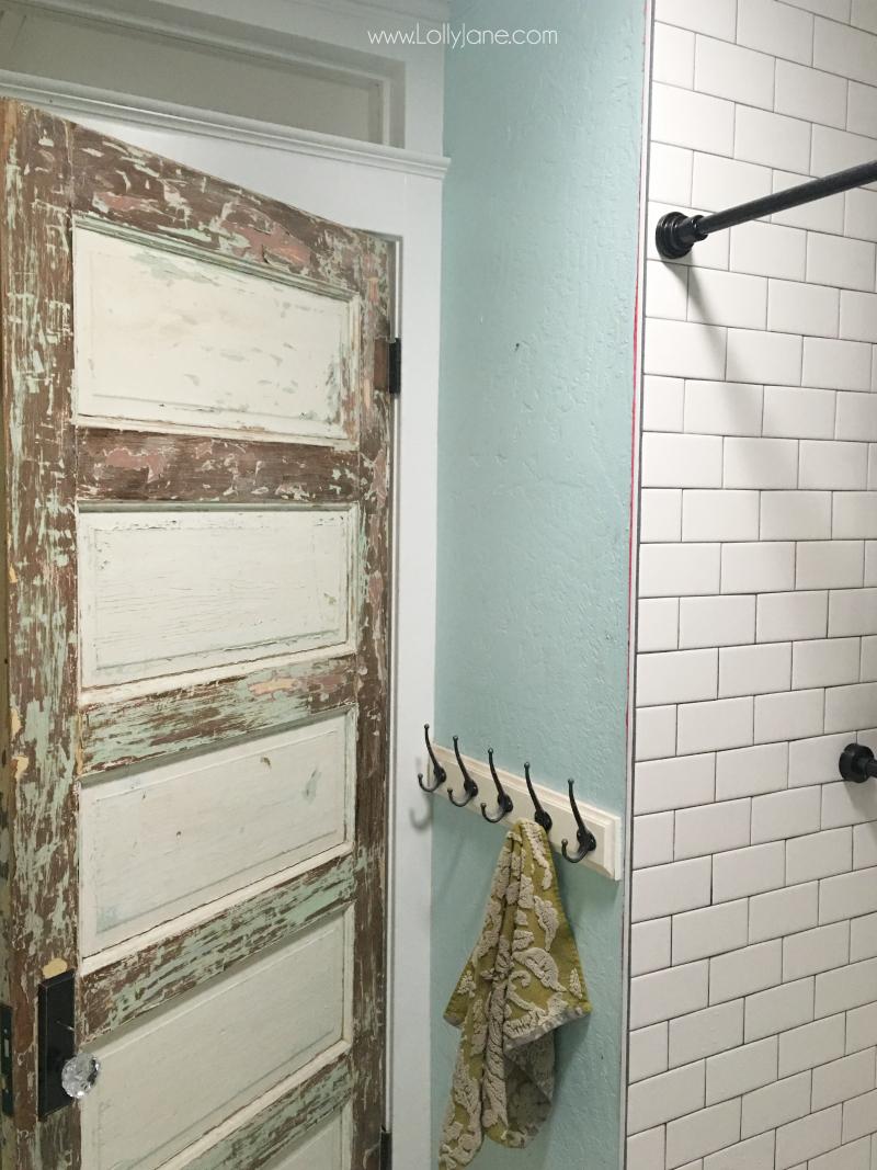 Installing Shiplap In Bathroom