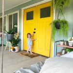 Decorating With Hanging Plants Summer Hanging Plant Ideas Lolly Jane