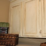 Painting Oak Cabinets With Chalk Paint Yes It Really Does