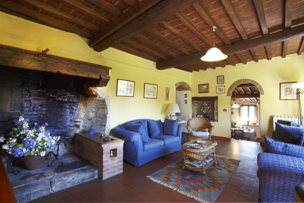 Tuscan sitting room 2