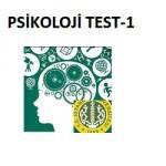 Psikoloji Test-1
