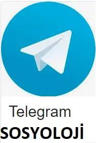 Telegram Sosyoloji