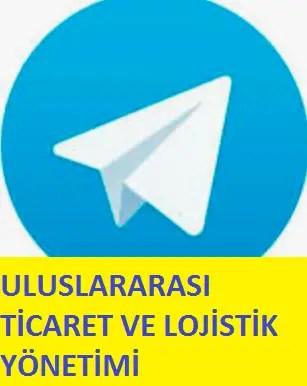 Uluslararası Ticaret Ve Lojistik Yönetimi Telegram