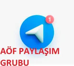 Anadolu Aöf Paylaşım Grubu