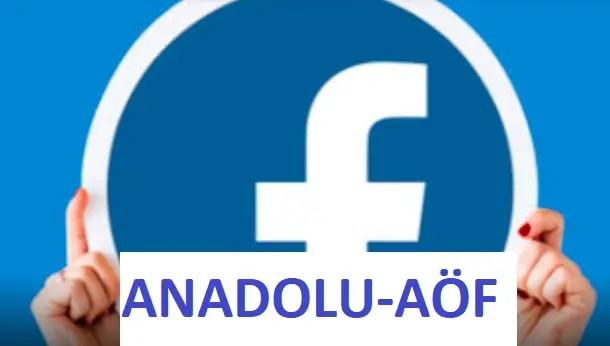 Facebook Anadolı Aöf