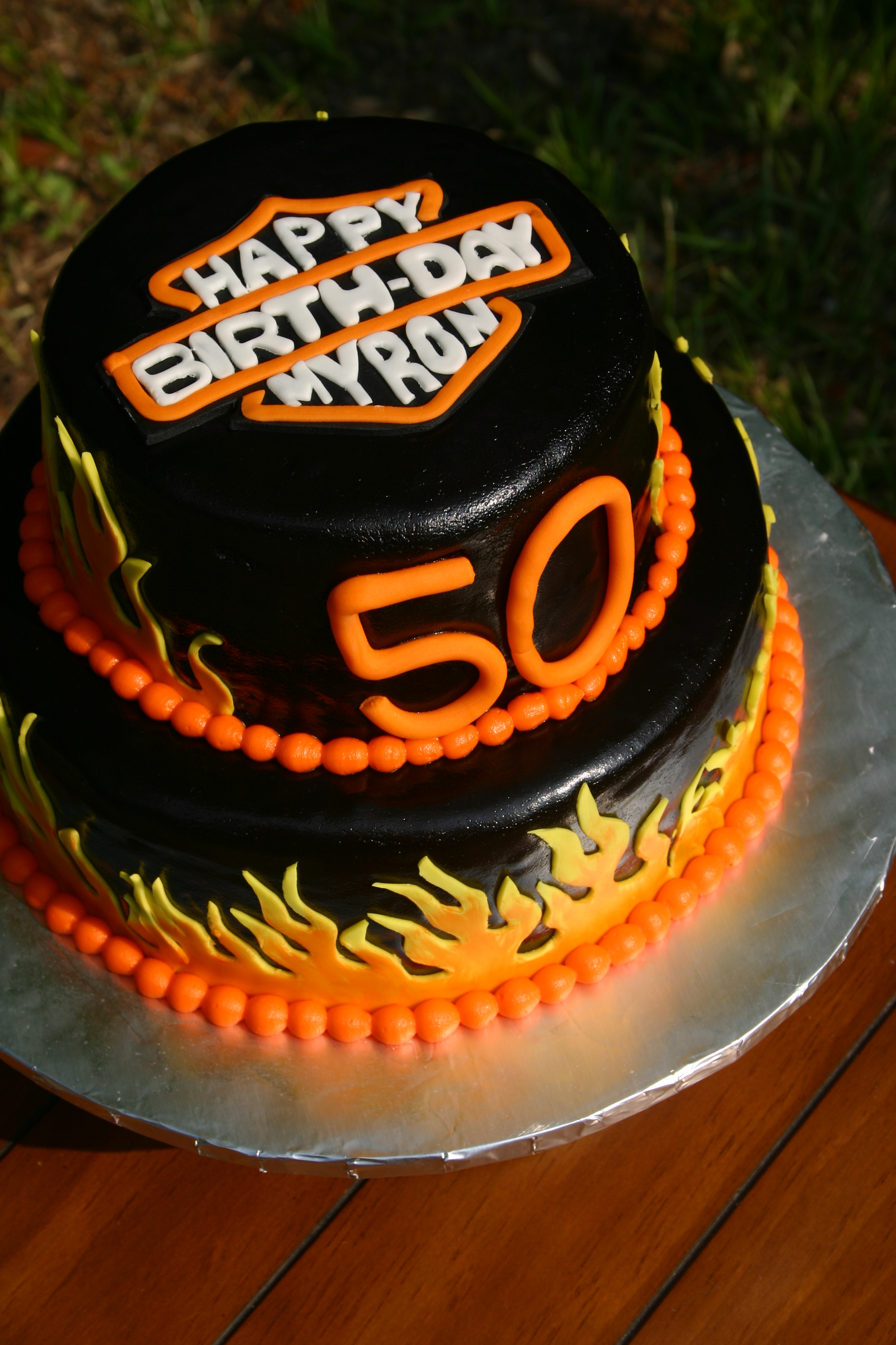 Harley Davidson Cake Lolo's Cakes & Sweets