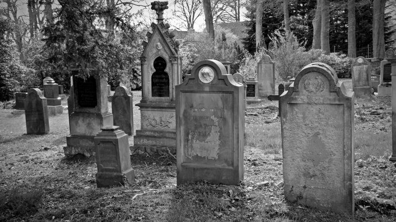 A Grave Site
