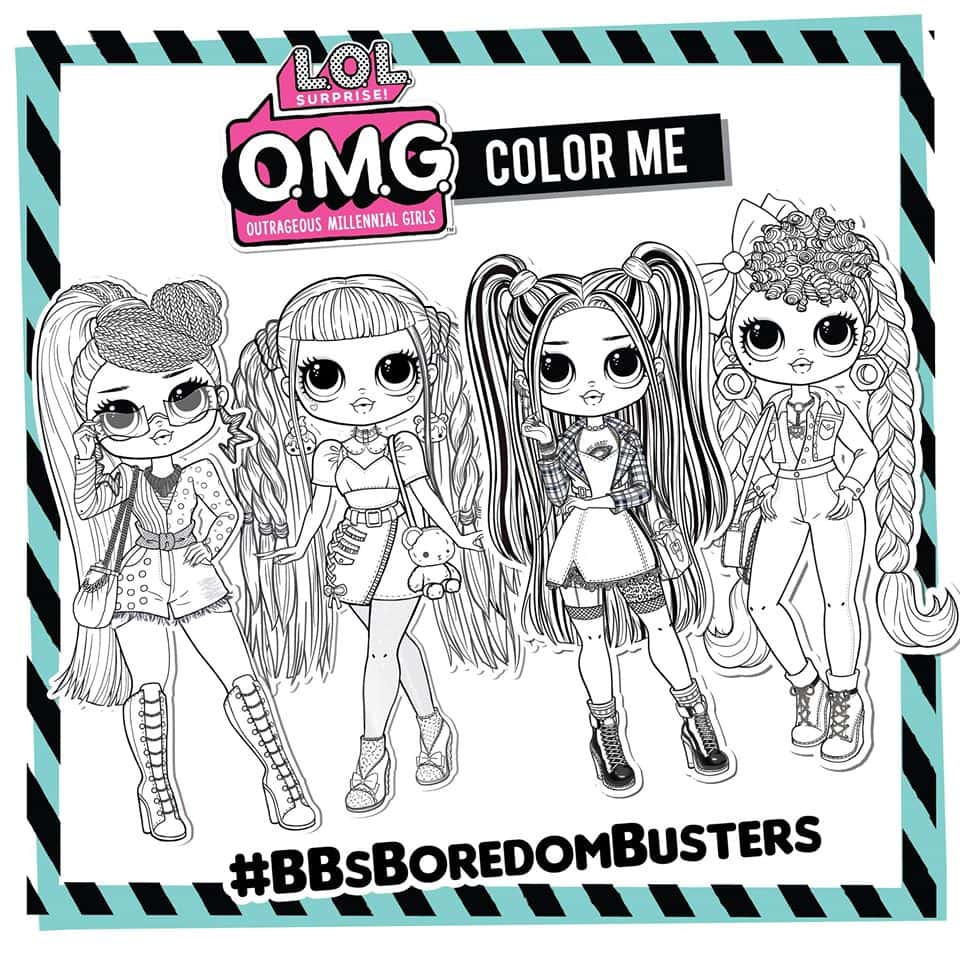 Colouring Pages For Bffs Coloring Pages For Kids