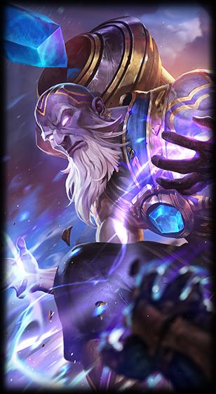 Triumphant Ryze Skin For SALE Rare League Of Legends Skin