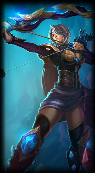 Amethyst Ashe Skin For SALE Get It NOW Lolskinshop