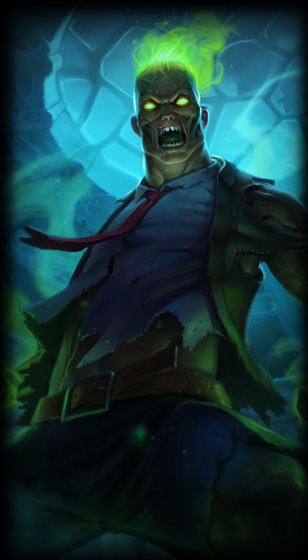 Zombie Brand How To Get This Skin