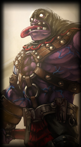 Executioner Mundo Skin For SALE Get It NOW