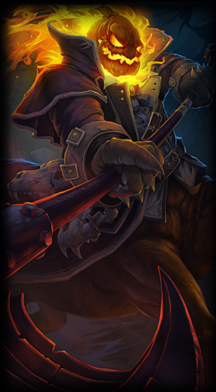 Headless Hecarim How To Get This Skin