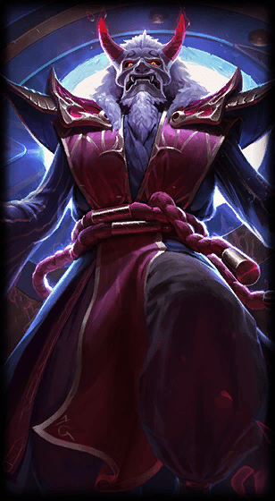 Blood Moon Zilean Skin For SALE Get It NOW