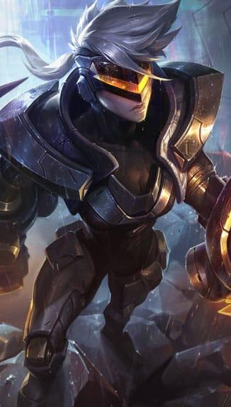 KOD ADI: AV   League of Legends