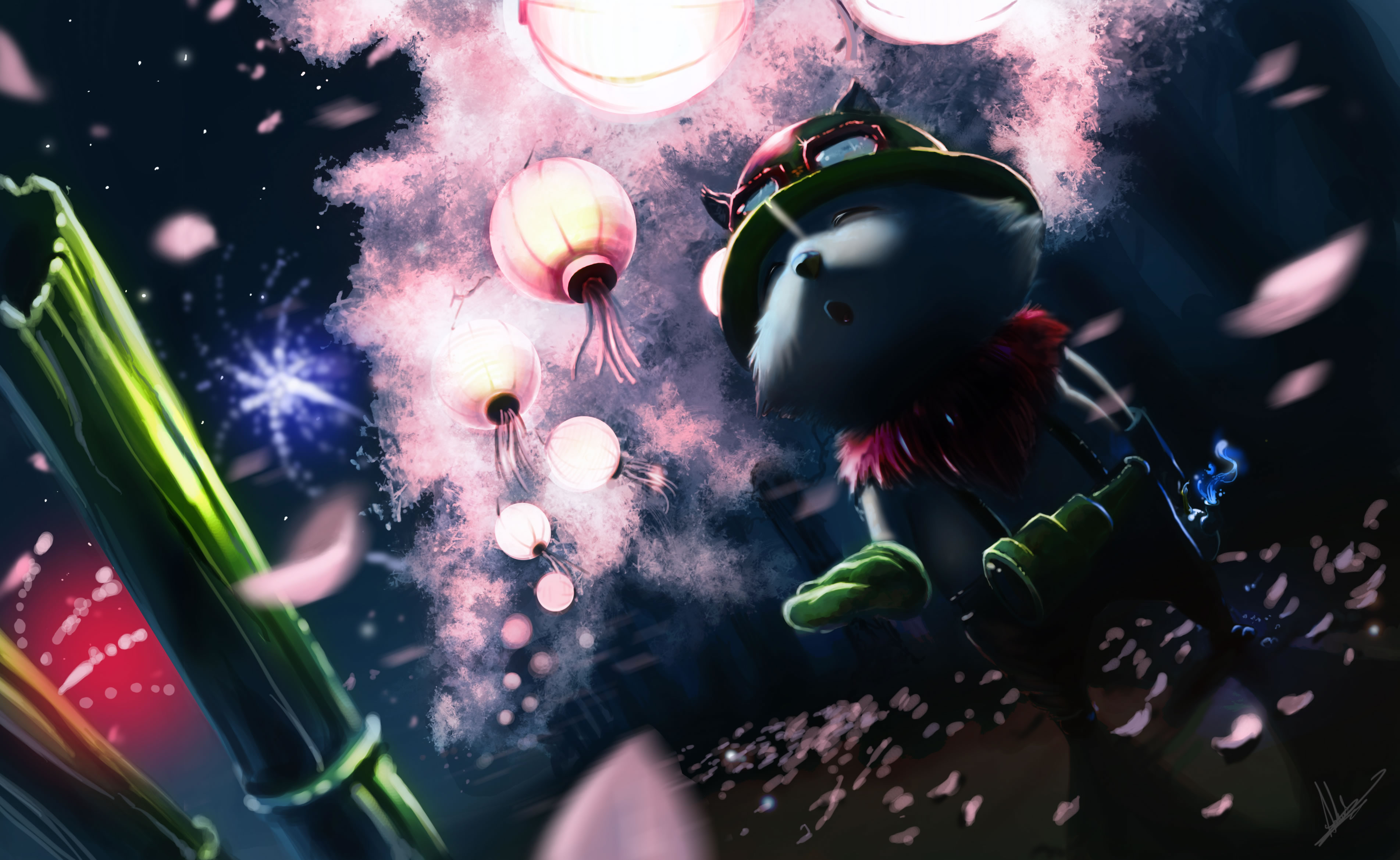 Lol Wallpapers Hd 1980x1080 Art Of Revelry Contest Teemo League Of Legends Wallpapers