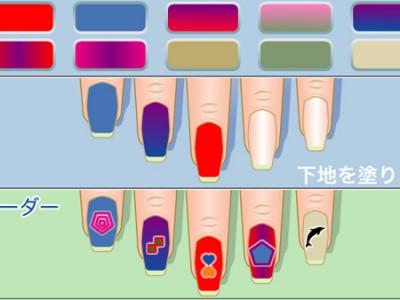 Game Barbie S Nail Studio