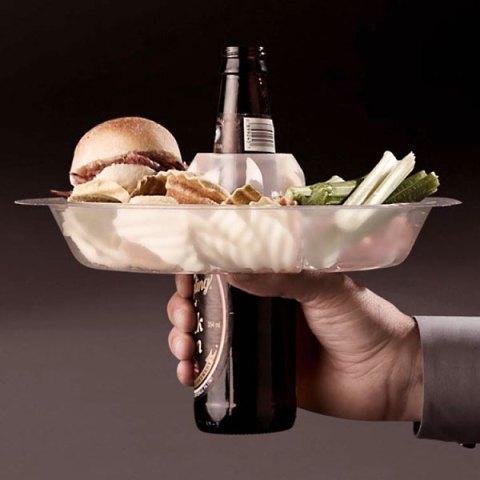 Beer Food Plate