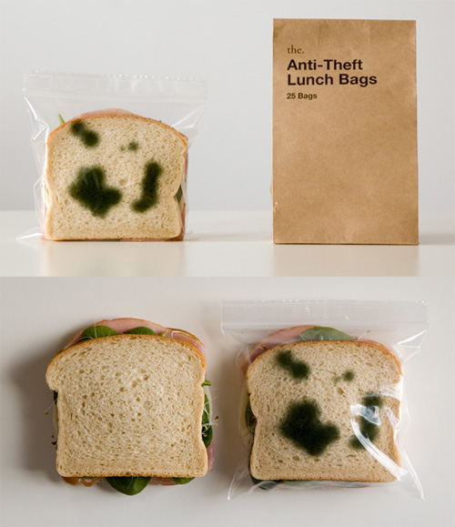 Moldy Lunch Bag