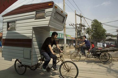 A Camper For Your Bike