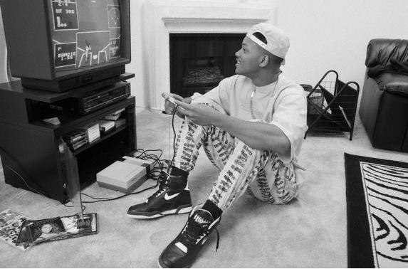 90s Will Smith