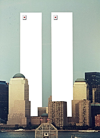 Missing World Trade Towers