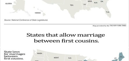 It's OK To Marry Your Cousin But Not Gays