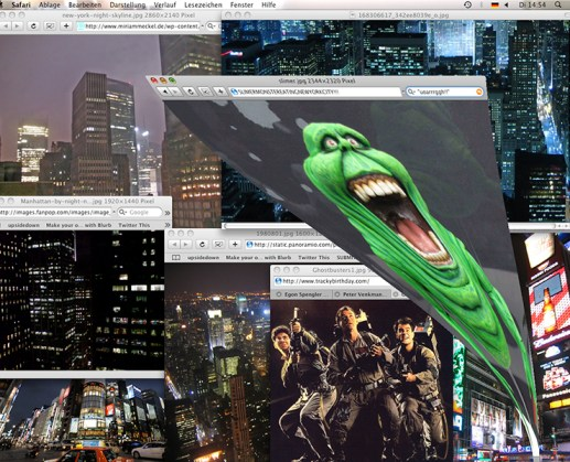 Mac Ghostbusters Effect