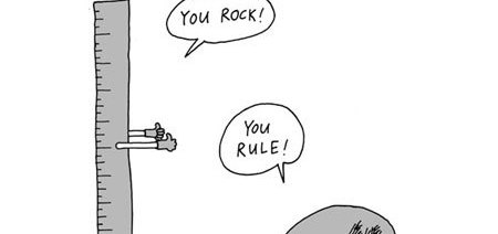 You Rock. Just Saying.