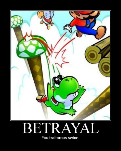 Betrayal. Some People Will Do Anything To Win.
