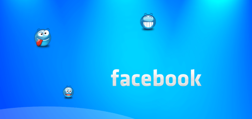 Facebook Fun Smilies Wallpaper