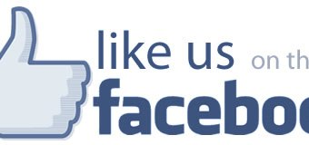 Like Us On The Facebook!