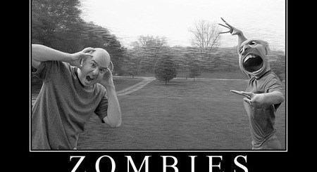 Zombies Only Want Your Brains, Your Tasty Brains