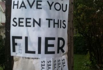 Have You Seen This Flyer?