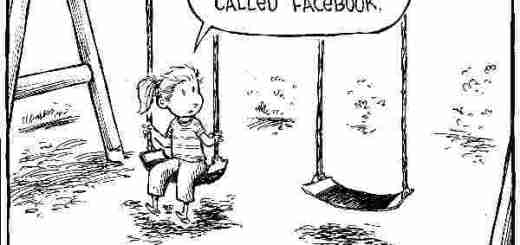 Imaginary Friends On Facebook
