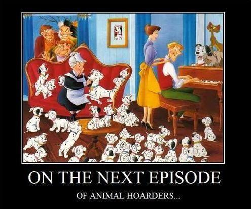 Animal  Horders - 101 Dalmatians