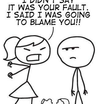 Women 101 - Blame