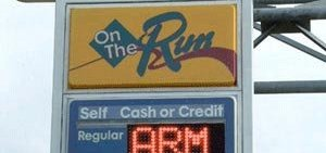 What Are You Willing To Pay For Gas? Arm, Leg, Nut?