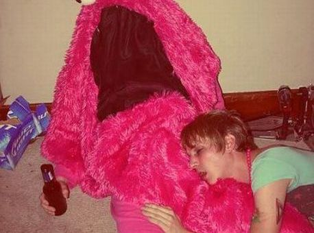 Pink Monster Party