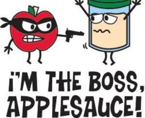 I'm The Boss, Applesauce