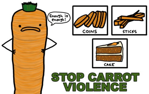 Stop Carrot Violence